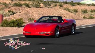 2000 Chevrolet Corvette Test Drive Viva Las Vegas Autos