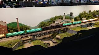 Four County Society of Model Engineers at Springfield 2020 2