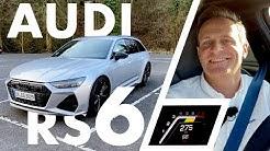 Audi RS6 Avant | Test auf Autobahn und Heimstrecke | Matthias Malmedie