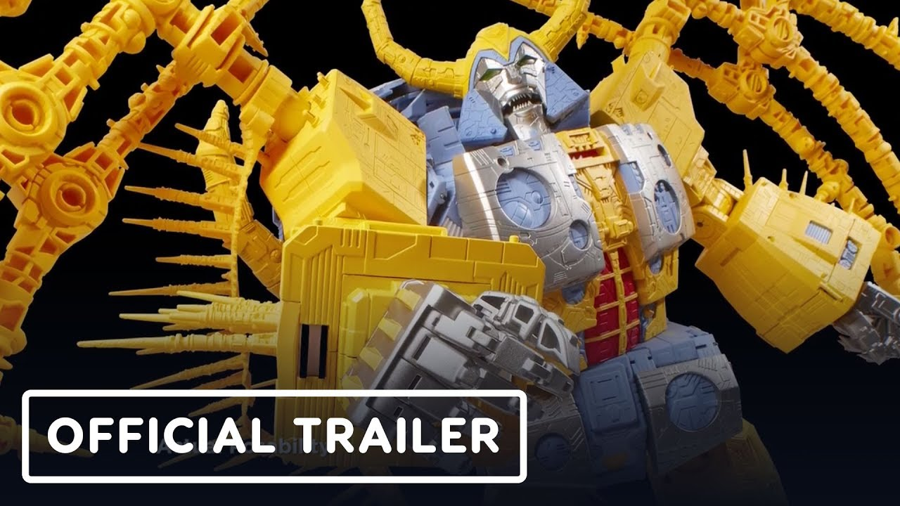 Unicron The Biggest Transformers Toy Ever Official