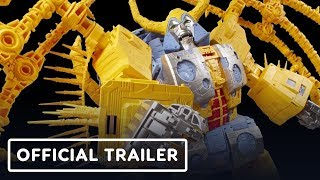 Unicron: The Biggest Transformers Toy Ever - Official Trailer
