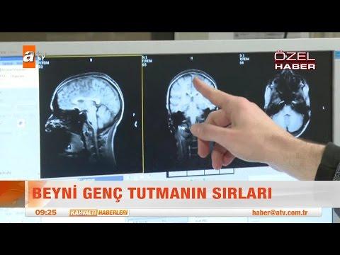 Beyni Genç Tutmanın Sırları