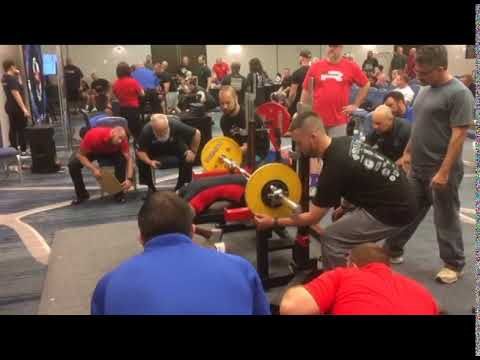 Powerlifting Bench Press Commands