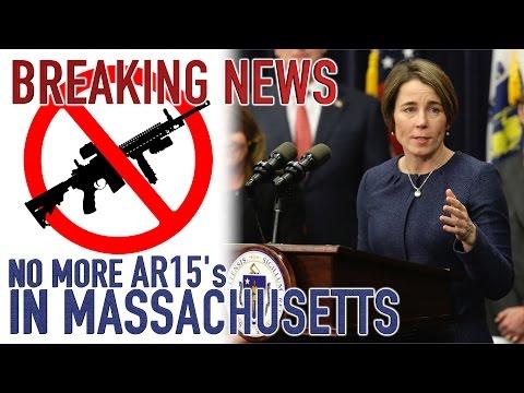 Massachusetts Assault Weapons Ban gets worse.