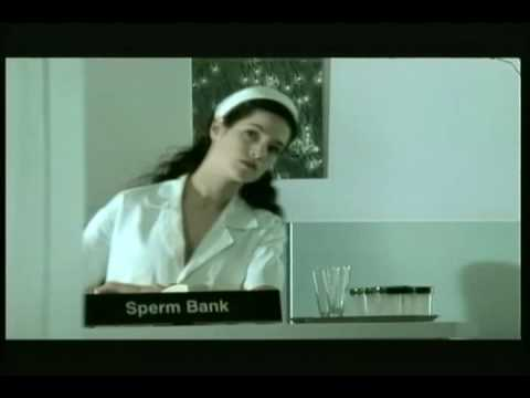 "Aprilia - ""Sperm Bank"" - advert"
