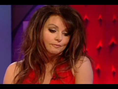 Sarah Brightman Jhonathan Ross Interview Part 1
