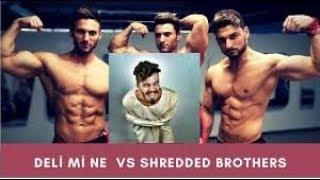 Delimine-Shredded Brother Yine Kavgamı Ettiler!!!