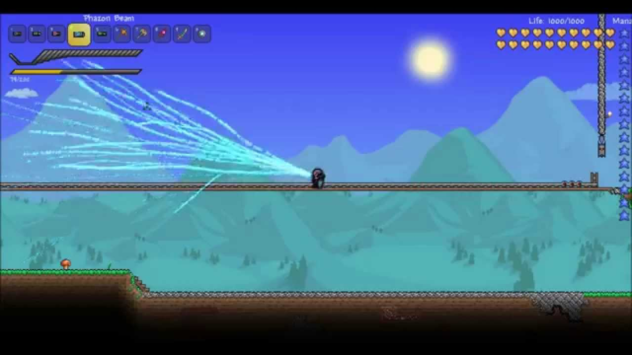 Terraria 1 2 4 1 (tAPI) Metroid Mod 2 0 Beta: Overheat System by  Scooterboot9697