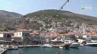 Греция с TEZ TOUR: город Нафплион, экскурсия на гору Паламиди и остров Гидра(Мы поднялись на гору Паламиди, на которой находится средневековая крепость по лестнице в 1 000 ступенек. Осмо..., 2014-09-01T07:24:59.000Z)