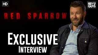 Joel Edgerton talks Red Sparrow & working with Jennifer Lawrence streaming