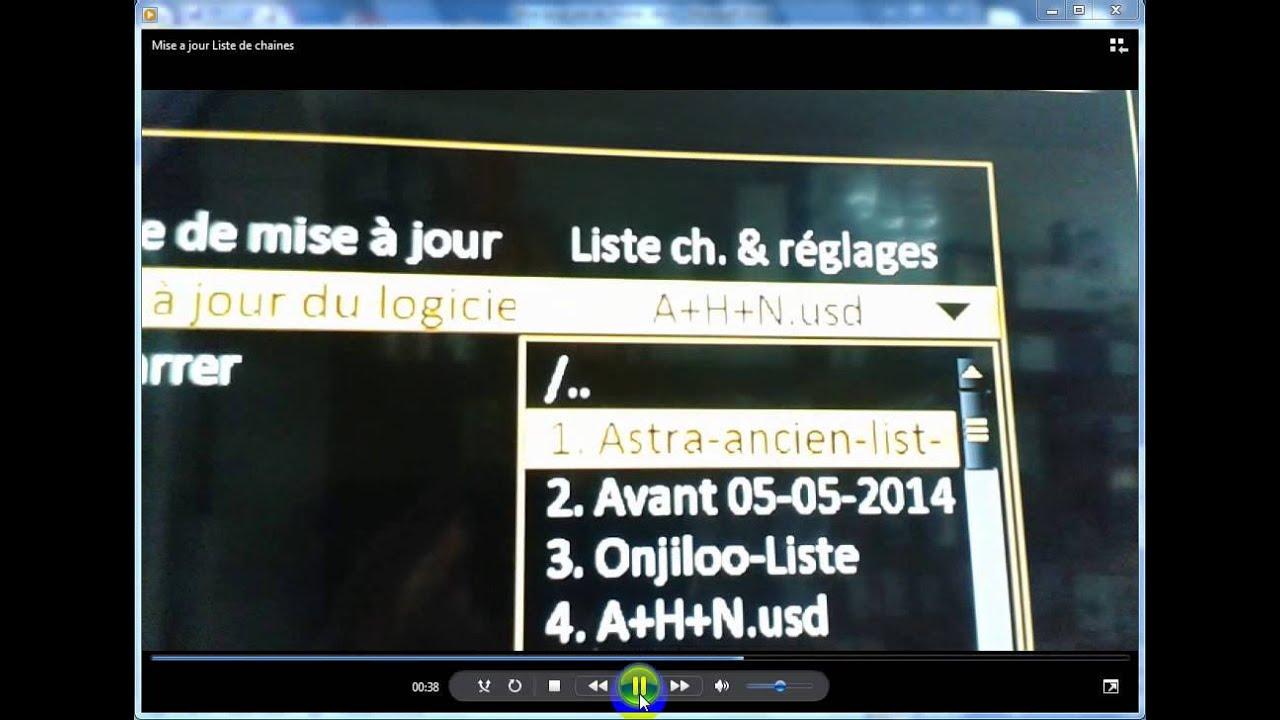DE 90 SAMSAT HD PLUS TÉLÉCHARGER CHAINE LISTE