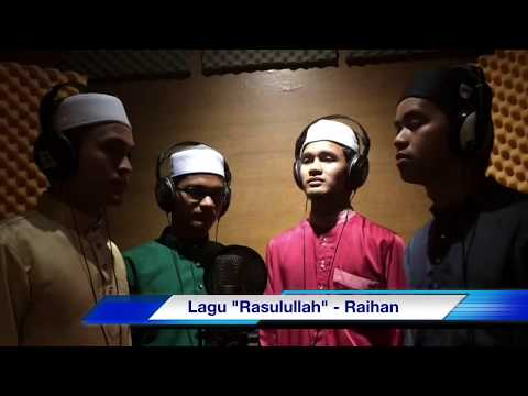 Nahwand - Ya Rasulullah (Raihan Cover) #HilwanContest