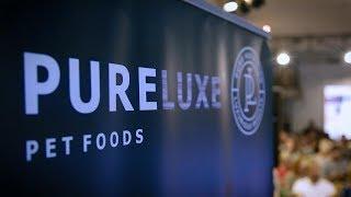Презентация премиум корма Pureluxe.