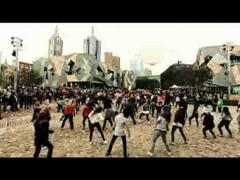 Flashmob ABC3