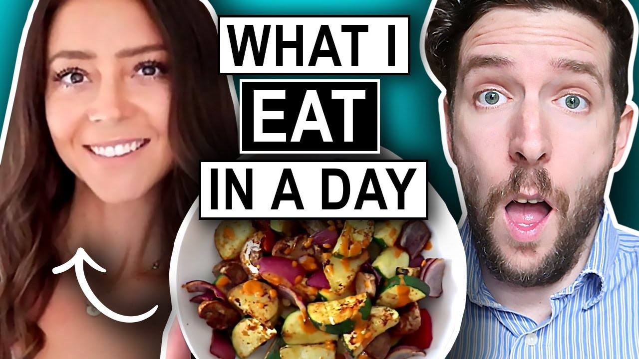 Nutritionist Reviews | High Carb Hannah What I Eat In A Day