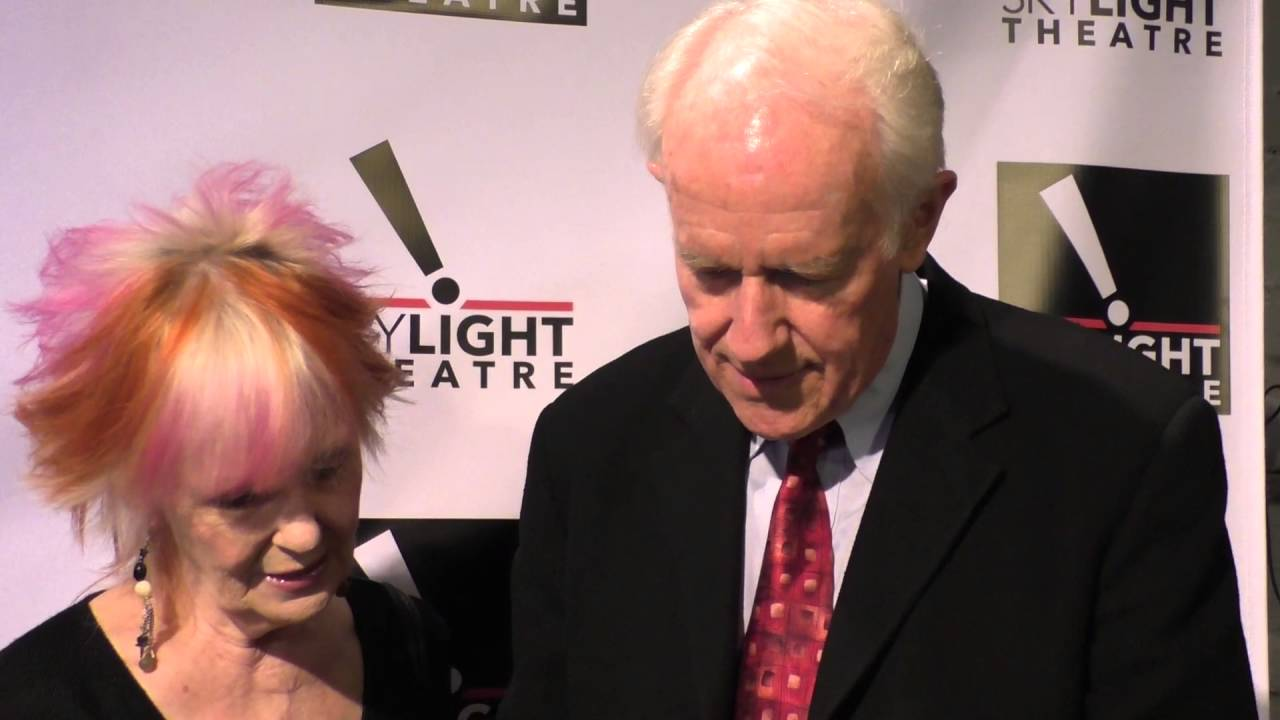 Mike Farrell And Shelley Fabares At The Salute To Ed Asner At
