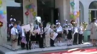 Форос. Первый звонок 1 сентября 2011. Школа(1 сентября в Форосе выдался солнечный день. Весь праздник снят на 2 ролика. Смотрите первый. На втором - под..., 2011-09-01T09:07:09.000Z)