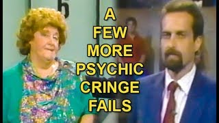 Download A Few More Psychic Cringe Fails! Mp3 and Videos