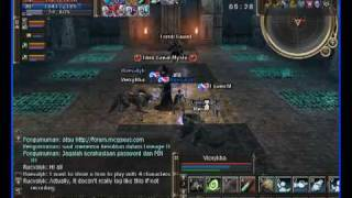lineage 2 Indonesia Official server Bartz - Gracia Plus new pet a Guardian Strider