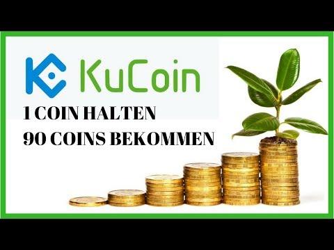 Passives Einkommen mit KucoinShares und warum KuCoin ein Top 3 Exchange wird