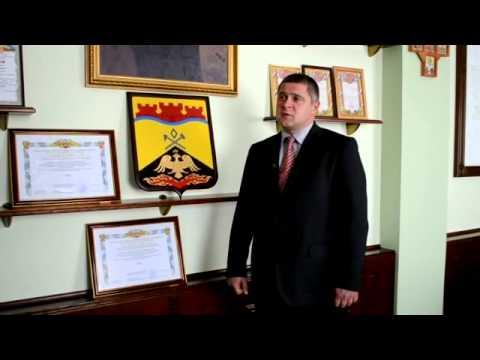 Д Станиславов о гербе и флаге г Шахты