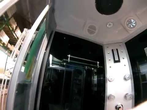 Душевая кабина Erlit ER 4509P-С4/Erlit ER 4510P-С4