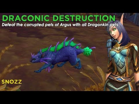 Snozz - Dragonkin
