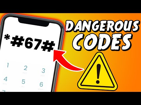 Secret phone codes can spy on you without your knowledge!