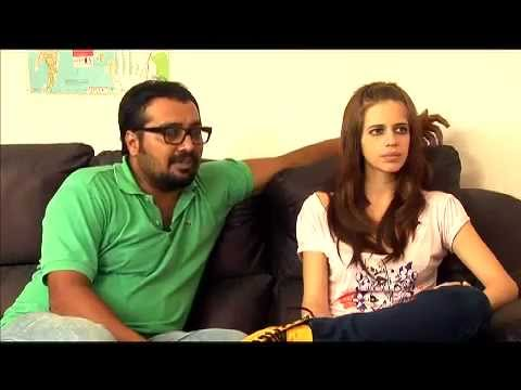 Anurag Kashyap & Kalki Koechlin on Plot of That Girl In Yellow Boots - Exclusive Interview