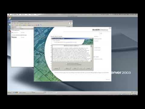 Installing ArcGIS Education Edition
