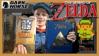 The Legend of Zelda Encyclopedia - Showcase! [Dark Horse Comics | Deluxe Edition Book]