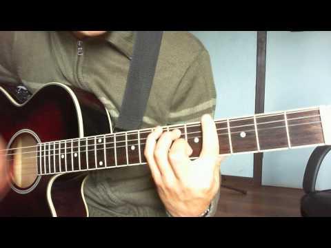 Como tocar Sofa song (The Kooks)