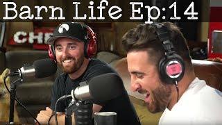 Austin Dillon'S 'Barn Life'