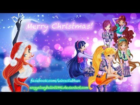 Winx Club Christmas Magic Full Song