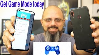 How To Get Game Suite And Game Launcher Experience On Your Phone Today With Game Mode For Android
