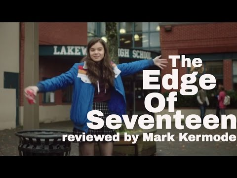 The Edge Of Seventeen reviewed by Mark Kermode