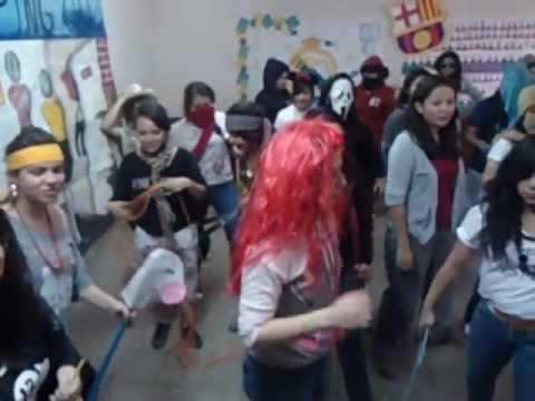 Harlem Shake-Santa Teresita School