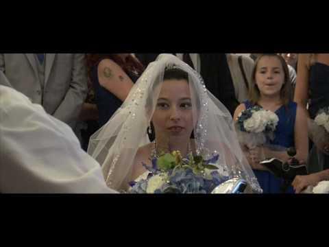 Zachary & Denise Gauthier Wedding