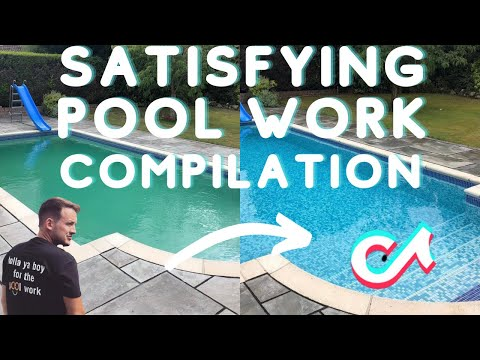 Satisfying pool cleaning and maintenance