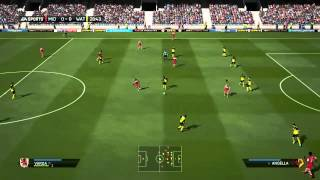 Pass and Move - FIFA14