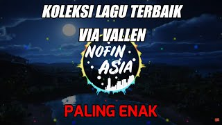 DJ VIA VALLEN TERBARU (REMIX DANGDUT FULL BASS PALING MANTUL)