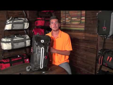 K3 Excursion Stealth 25 Liter Waterproof Laptop Backpack - YouTube