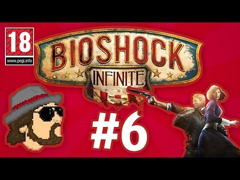 BioShock Infinite - Best in the West - Part 6 - Corrado Games |