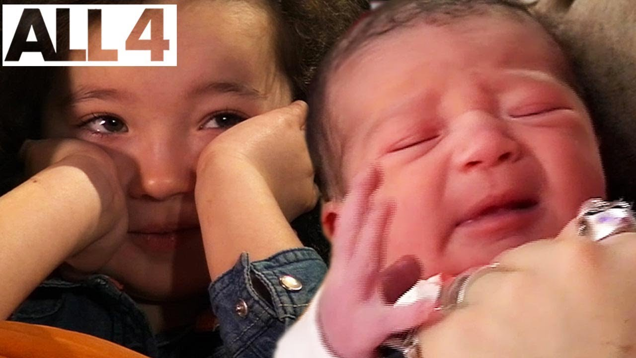 Adorable Kids React To Videos Of Their Own Births | I Was Born on One Born | Full Series Compilation
