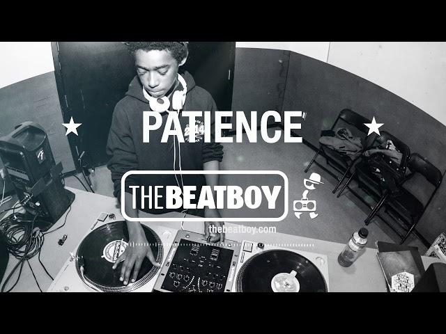 🔶PATIENCE🔶 - Hip hop Rap Battle Classic 90´s Beat Instrumental (Prod: THEBEATBOY)
