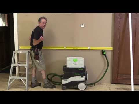 Festool's Nifty CT Wings Product Design Provides an Extra Set of Hands