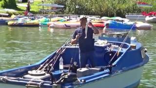 Terrassen Camping Ossiacher See - Fischen - Fishing - Kärnten