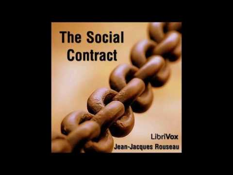 Social Contract by Jean~Jacques Rousseau #audiobook