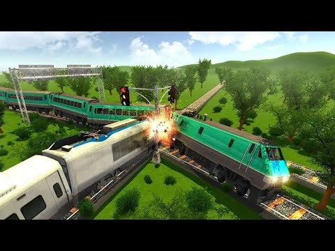 Europe train simulator train driver 3d for android apk download.