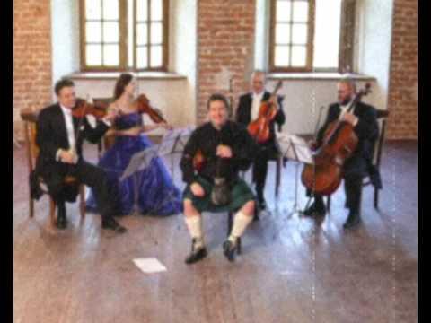 Lindsay Davidson - Borderpipe Concerto 3rdMov. Cracovie Ensemble